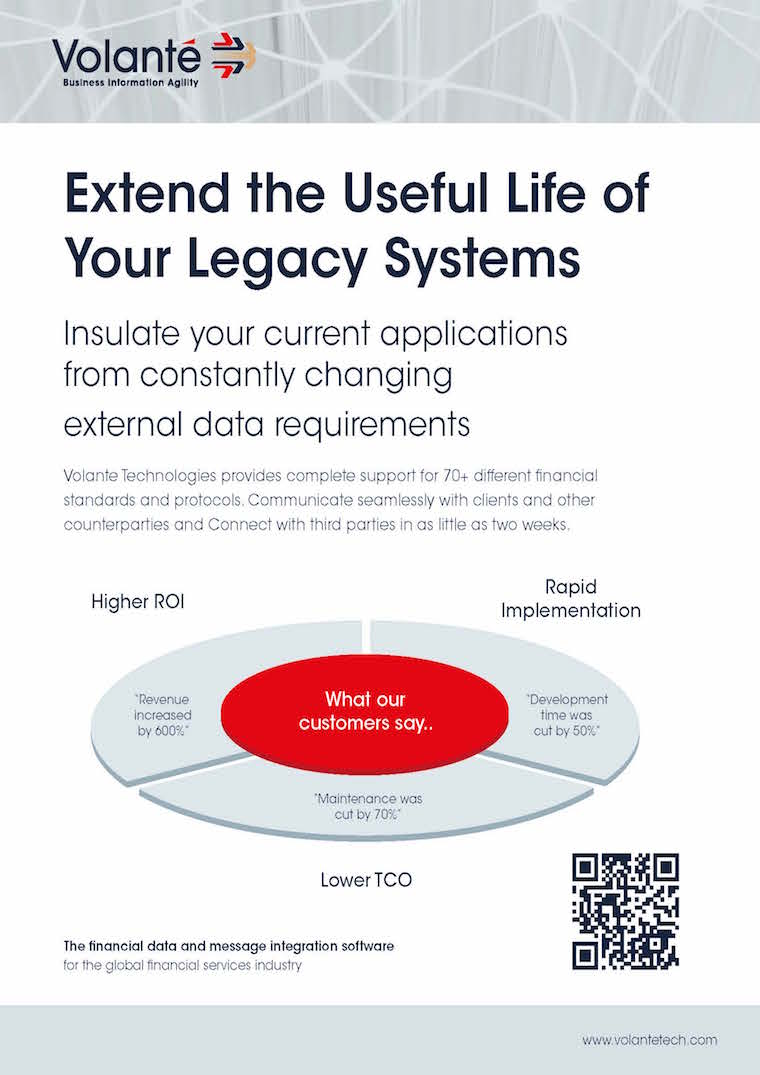 Extend the Useful Life of Your Legacy Systems