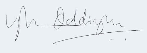 Vijay Oddiraju signature