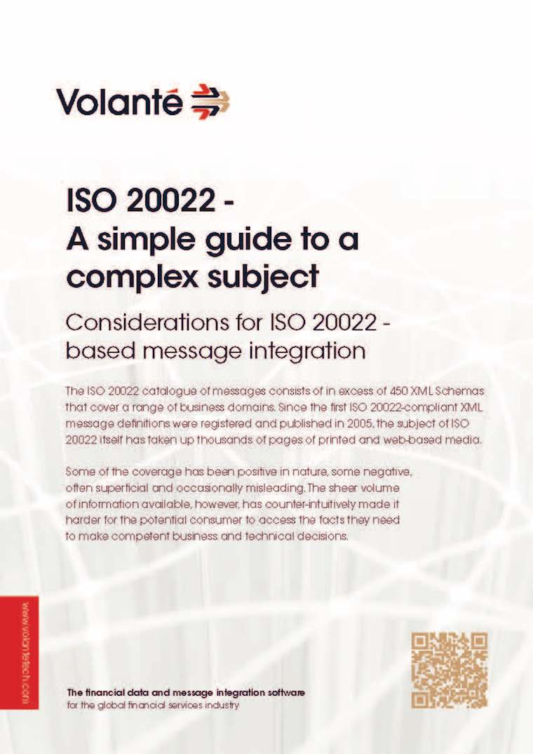 iso 20022 white paper