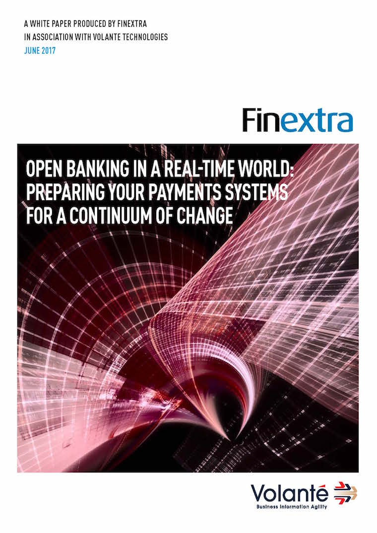 Open Banking in a real-time world: preparing your payments systems for a continuum of of change