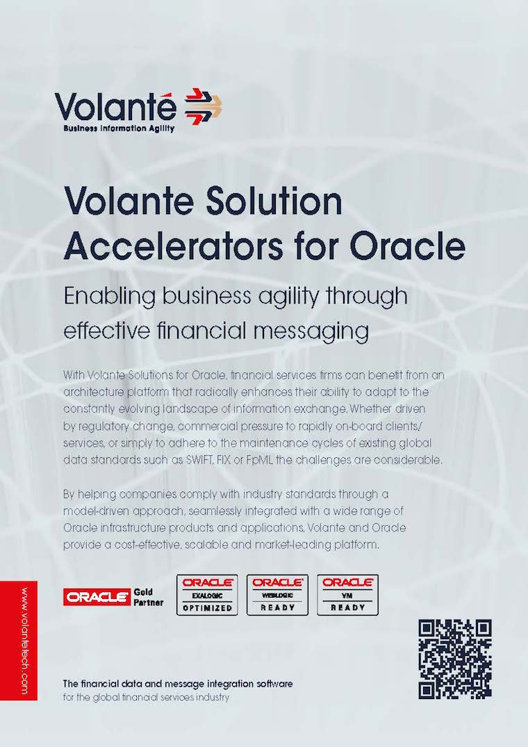 Volante for Oracle