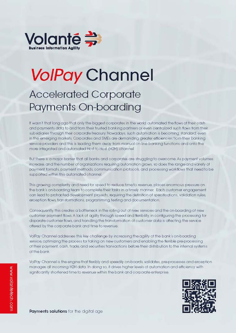Volpay Channel