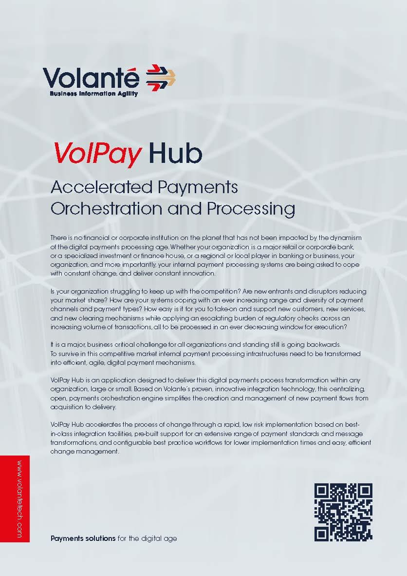 VolPay Hub Brochure